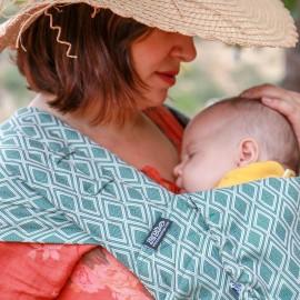 Neko Half Buckle regolabile Baby Size Lycia Dalyan - Neko Slings