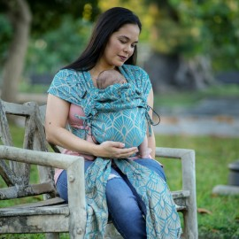 Neko Tai mei tai regolabile Baby Size Kidonya Marina - Neko Slings