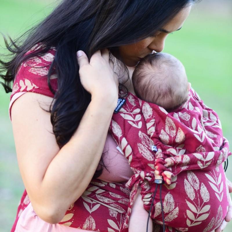 Neko Tai mei tai regolabile Baby Size Laurus Joy - Neko Slings