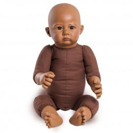 Bambola didattica per babywearing neonato 55 cm