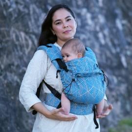 Marsupio Ergonomico Regolabile Neko Switch Baby Shiraz