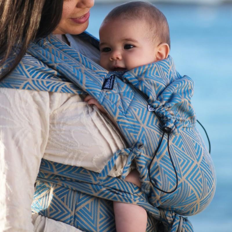 Neko Half Buckle regolabile Baby Size Shiraz - Neko Slings