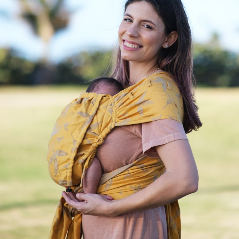 Neko Tai mei tai regolabile Baby Size Gemma - Neko Slings