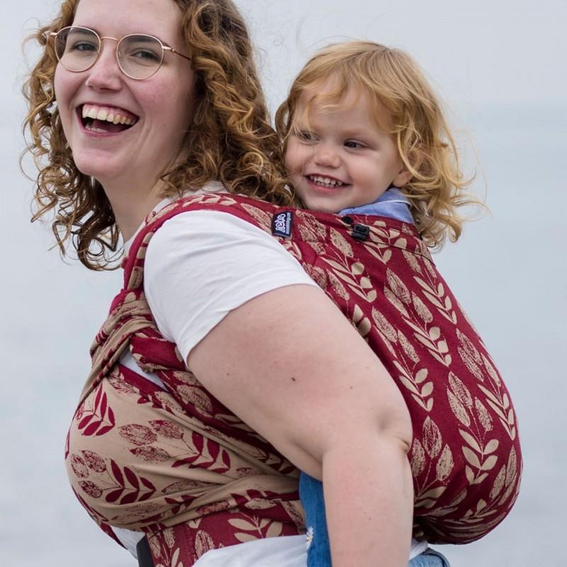 Neko Half Buckle regolabile Toddler Size Laurus Joy - Neko Slings